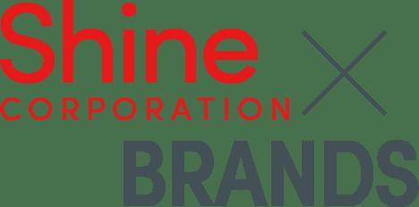 Shine corporation x brands